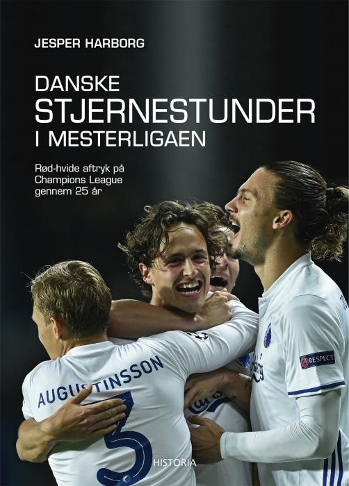 Image of   Danske Stjernestunder i Mesterligaen (Bog)