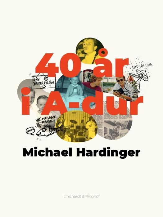 Image of   40 år i A-dur (E-bog)
