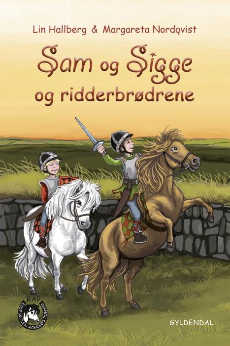 Sam og Sigge 3 - Sam og Sigge og ridderbrødrene (E-bog)