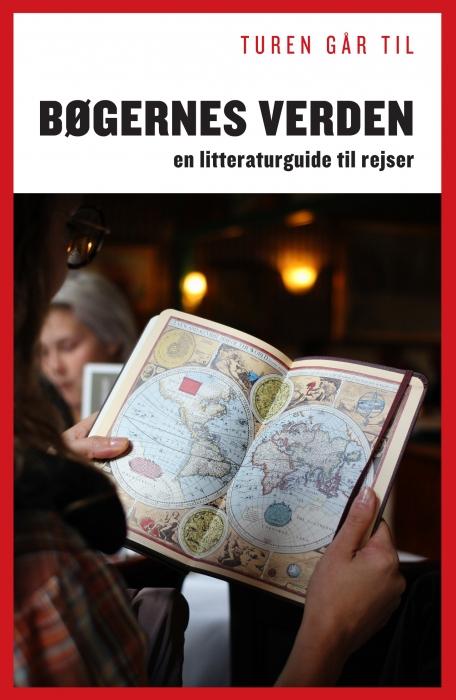 Turen går til bøgernes verden (Bog)
