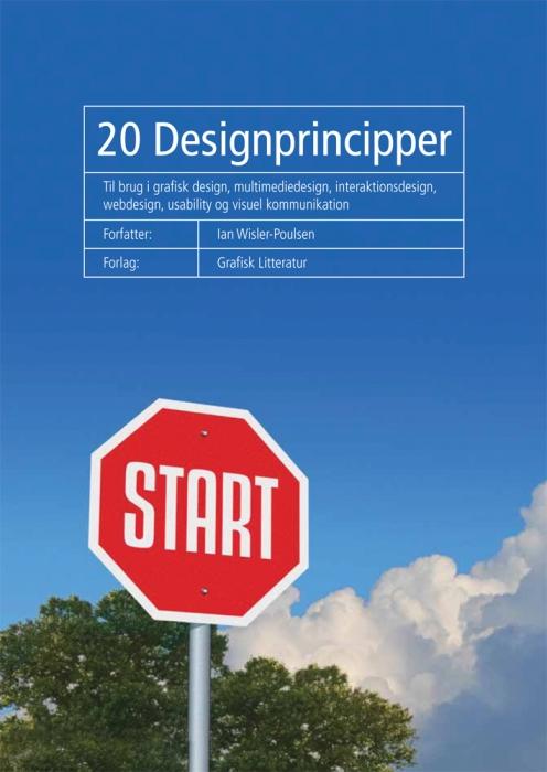 Image of   20 Designprincipper (Bog)
