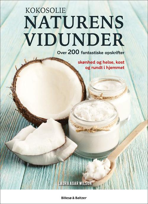 Billede af Kokosolie - Naturens vidunder (Bog)