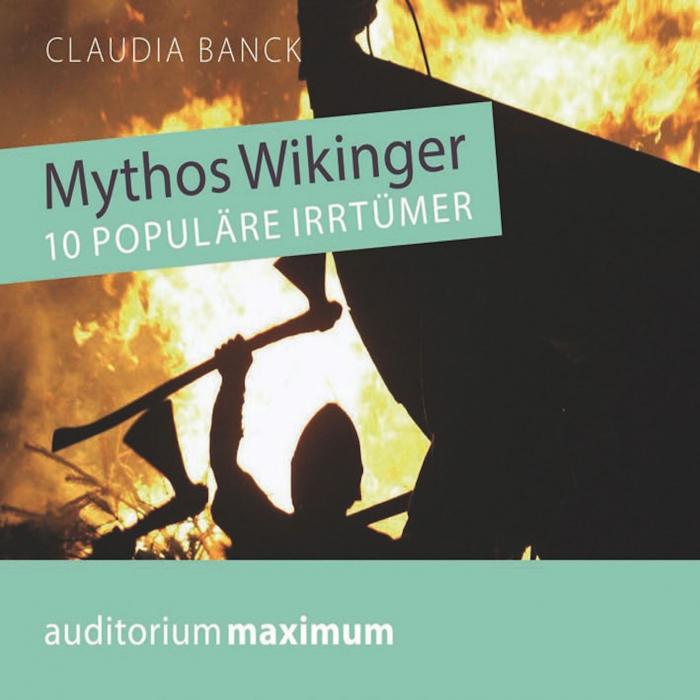 Mythos Wikinger (Lydbog)