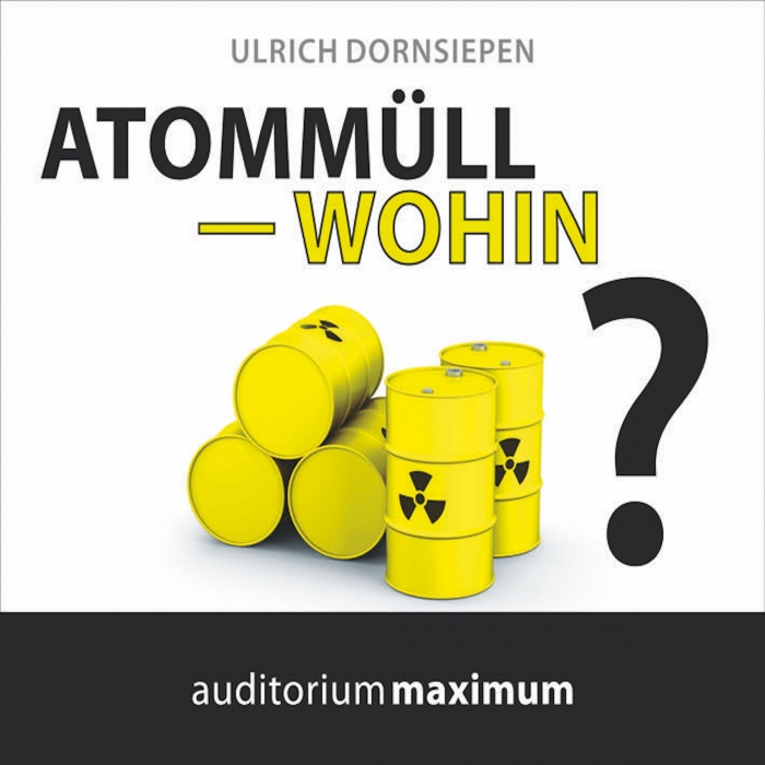 Image of   Atommüll - wohin? (Lydbog)