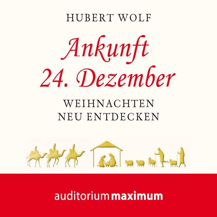 Image of   Ankunft 24. Dezember (Lydbog)