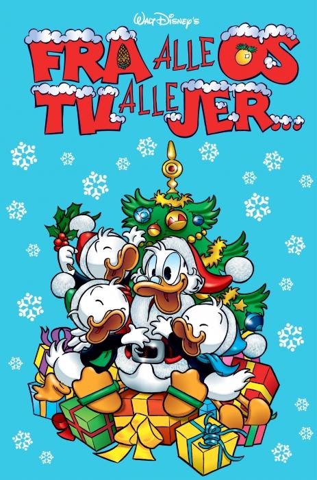 Disneys Juleklassikere 24 (Bog)