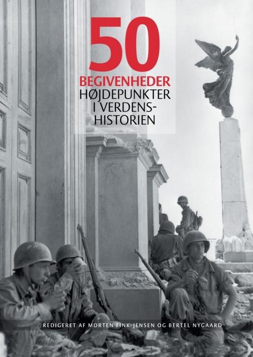 Image of   50 begivenheder (Bog)