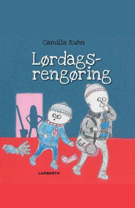 Image of   Lørdagsrengøring (E-bog)