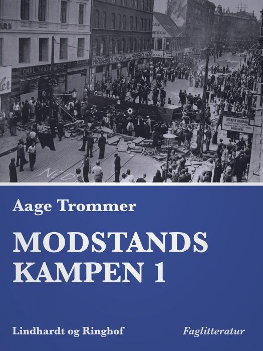 Image of Modstandskampen 1 (E-bog)