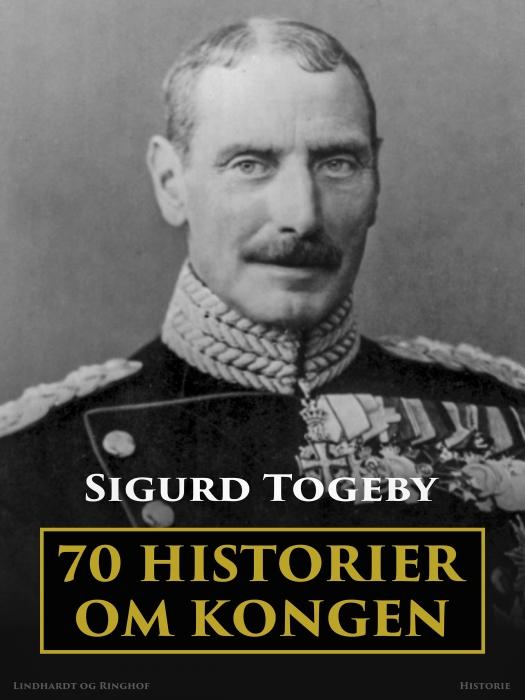 Image of   70 historier om kongen (E-bog)