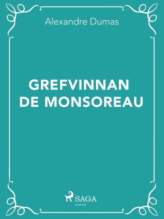 Image of Grefvinnan de Monsoreau (E-bog)