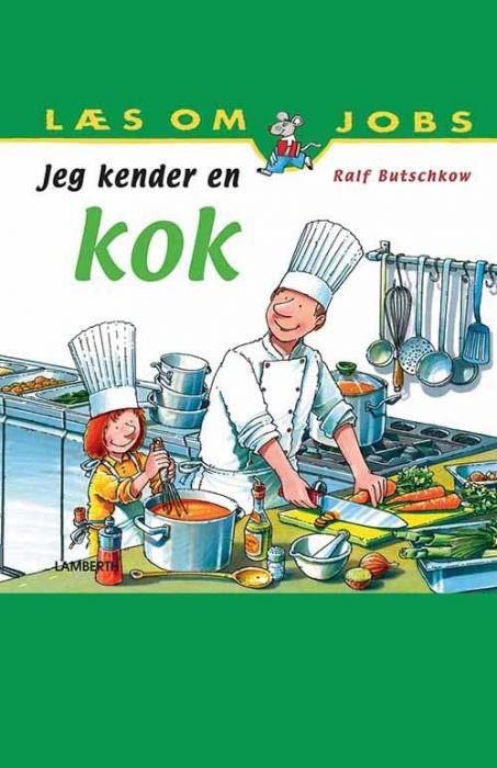 Jeg kender en kok (E-bog)