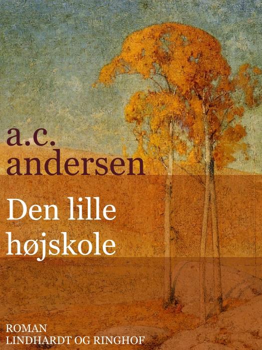 Image of Den lille højskole (Bog)