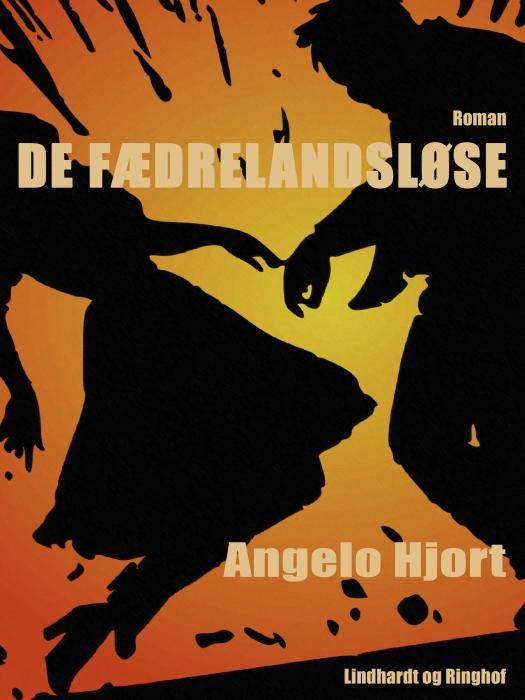 Image of De fædrelandsløse (Bog)