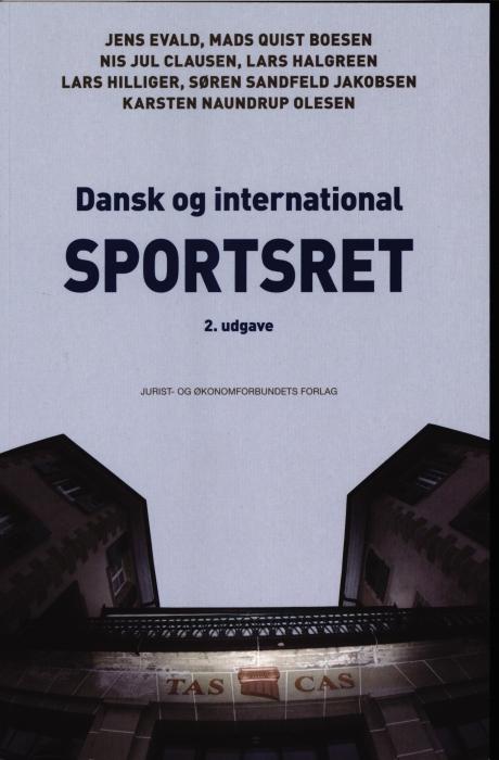 Dansk og international sportsret (Bog)