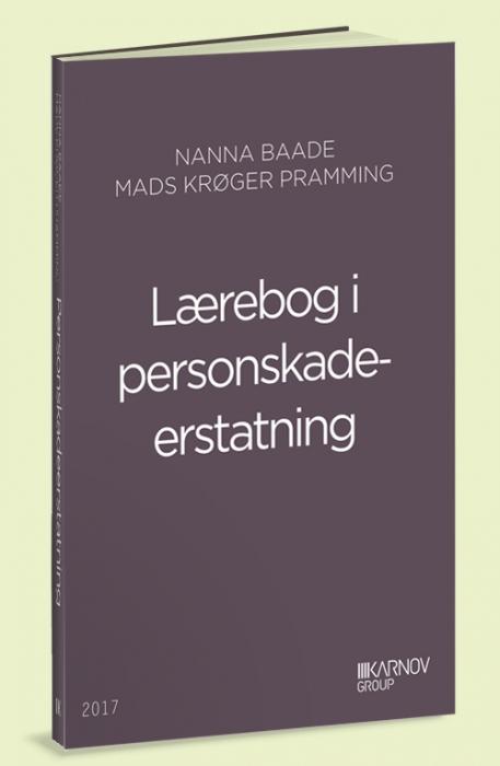 Lærebog i personskadeerstatning (Bog)