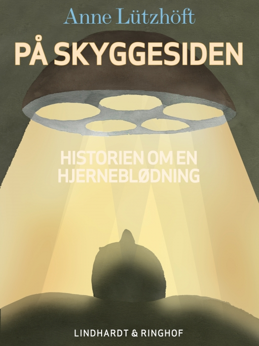Image of På skyggesiden - beretningen om en hjerneblødning (Lydbog)