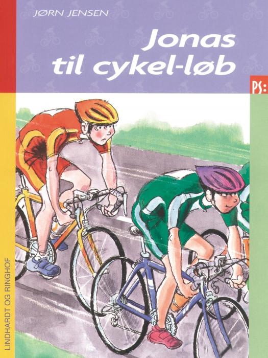 Jonas til cykel-løb (Lydbog)