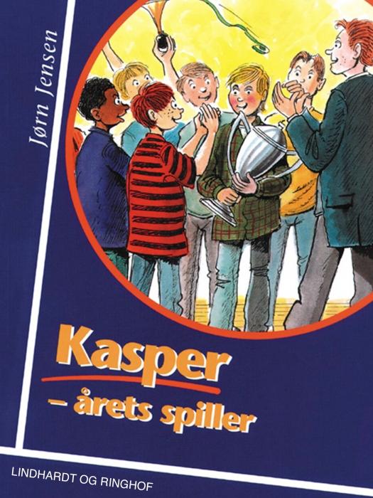 Image of   Fodbold med Kasper: Kasper - årets spiller (Lydbog)