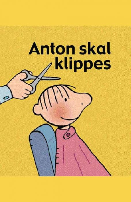 Image of Anton skal klippes (E-bog)
