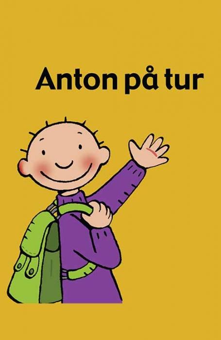 Image of Anton på tur (E-bog)
