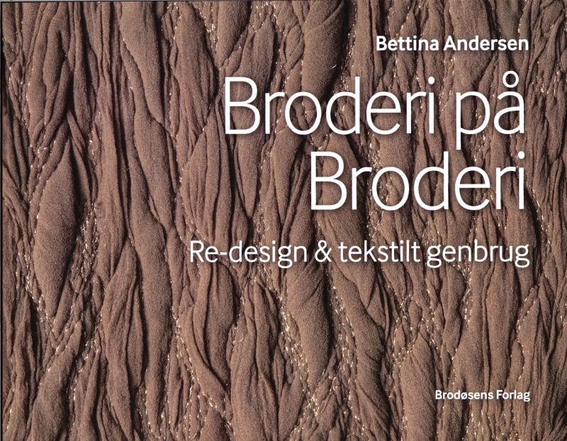 Image of   Broderi på Broderi (Bog)