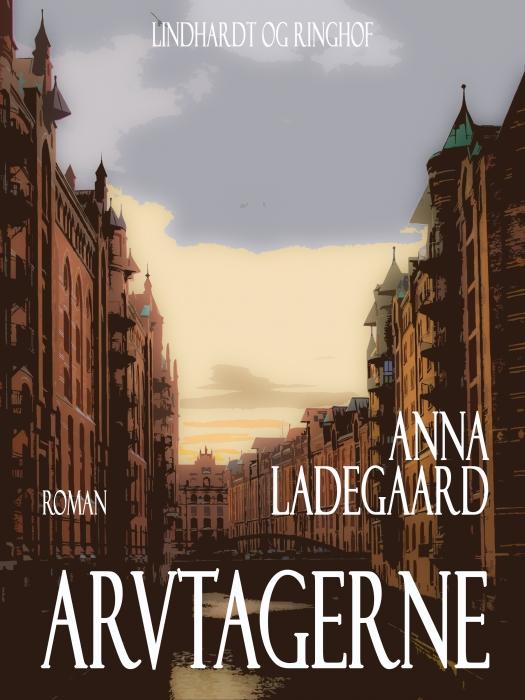 Image of Arvtagerne (Bog)