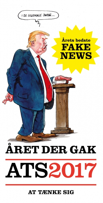Året der gak - ATS 2017 (Bog)