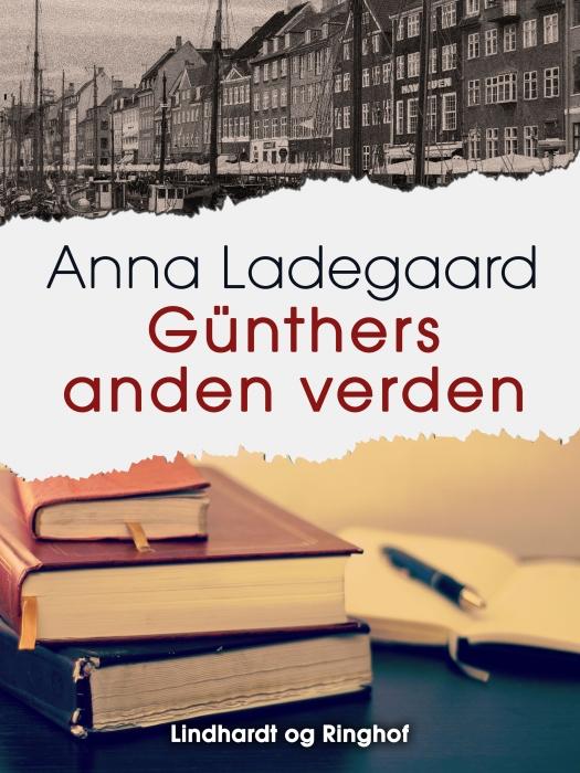 Image of Günthers anden verden (Bog)