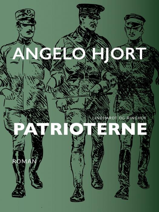 Image of Patrioterne (Bog)