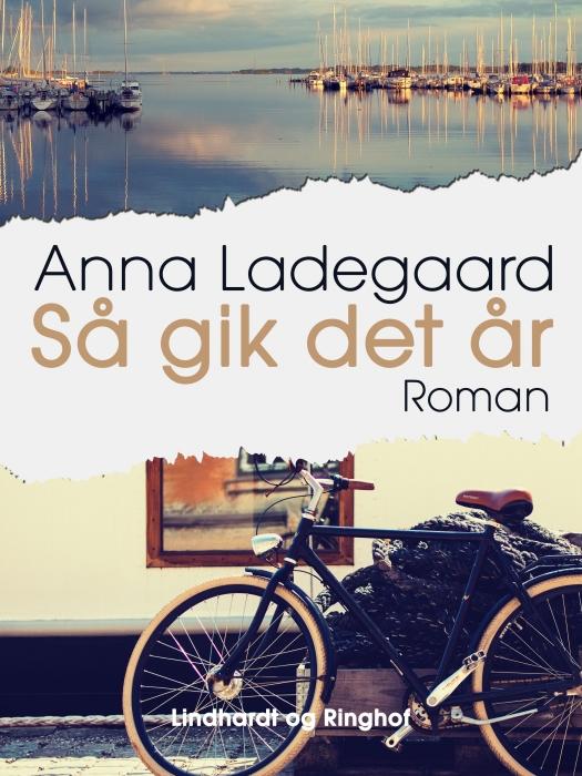 Image of Så gik det år (Bog)