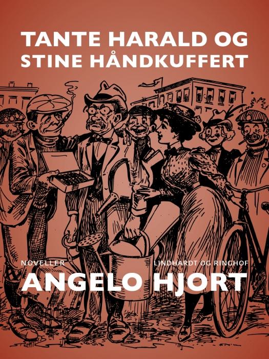 Image of Tante Harald og Stine Håndkuffert (Bog)