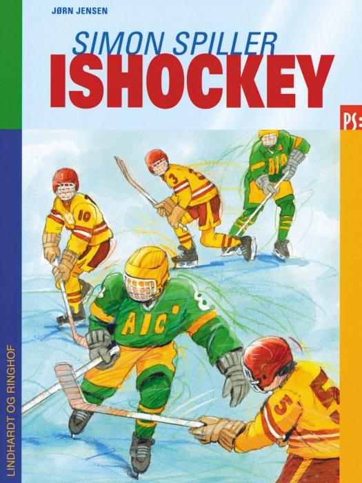 Simon spiller ishockey (Lydbog)