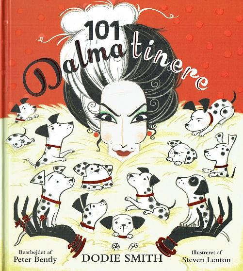 Image of   101 Dalmatinere (Bog)