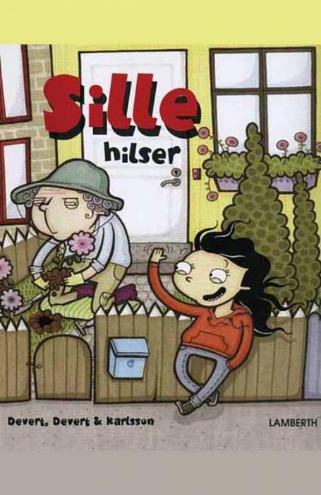 Image of Sille hilser (E-bog)