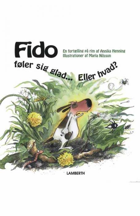 Image of Fido føler sig glad... eller hvad? (E-bog)