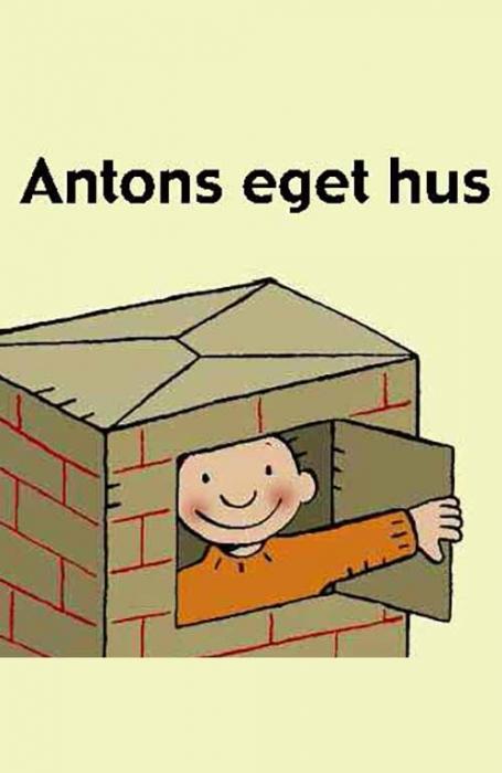 Image of Antons eget hus (E-bog)