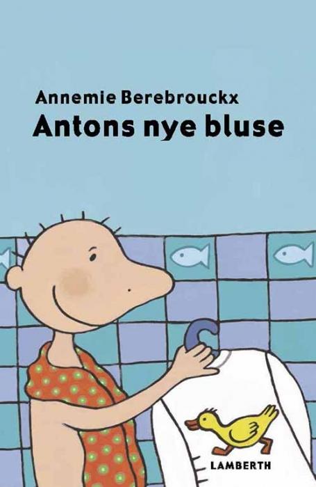 Image of Antons nye bluse (E-bog)
