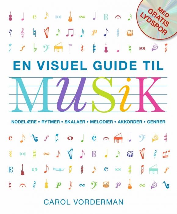 En visuel guide til musik (Bog)