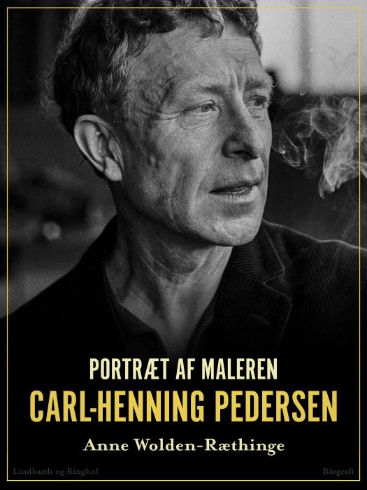 Image of Portræt af maleren Carl-Henning Pedersen (E-bog)