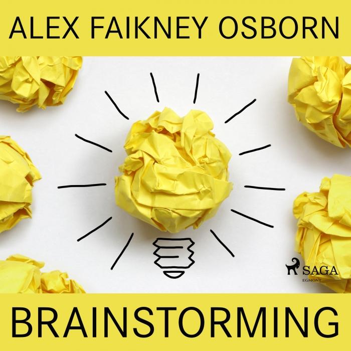 Image of Brainstorming (Lydbog)