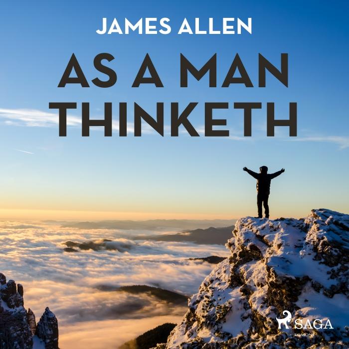 Image of   As A Man Thinketh (Lydbog)