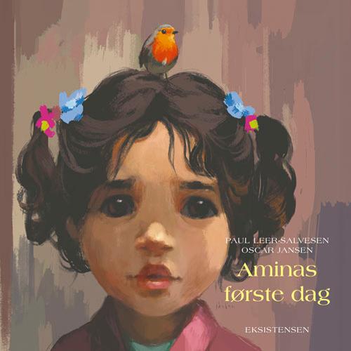 Image of   Aminas første dag (Bog)