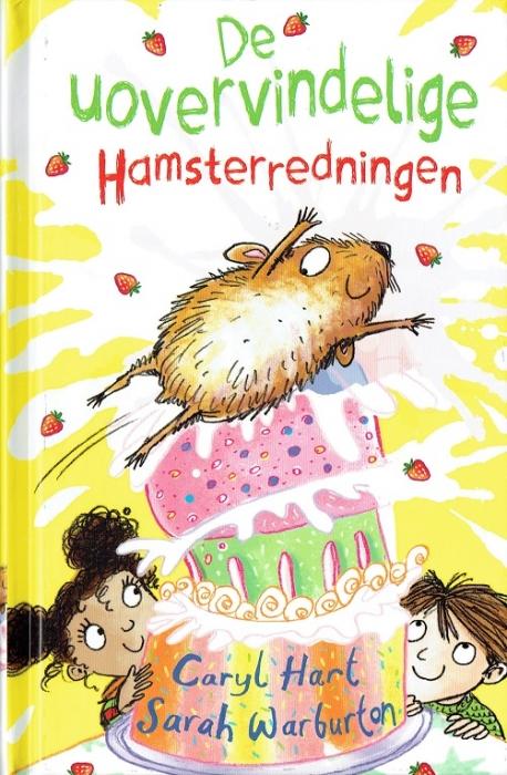 De uovervindelige (2) Hamsterredningen (Bog)