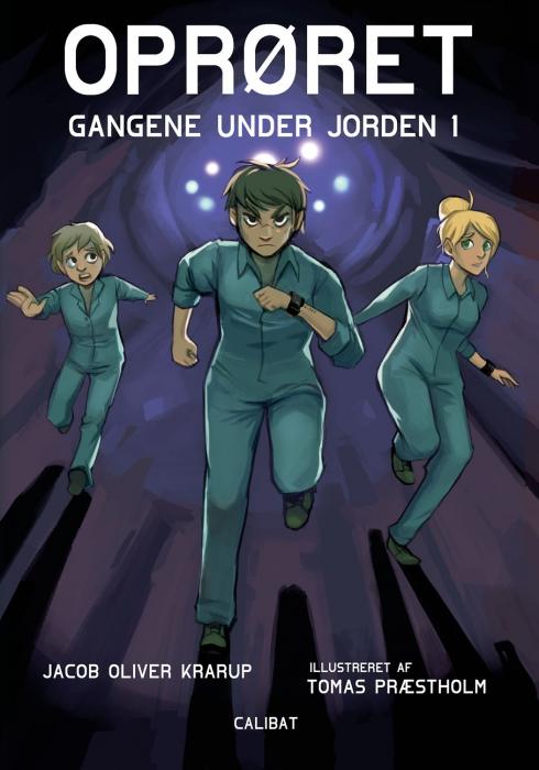 Gangene under jorden (Lydbog)