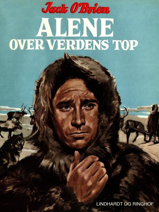 Alene over verdens top (E-bog)