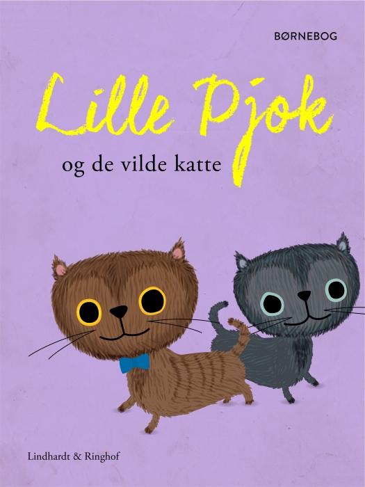 Lille Pjok og de vilde katte (E-bog)