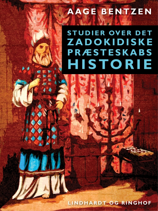 Image of Studier over det zadokidiske Præsteskabs Historie (E-bog)