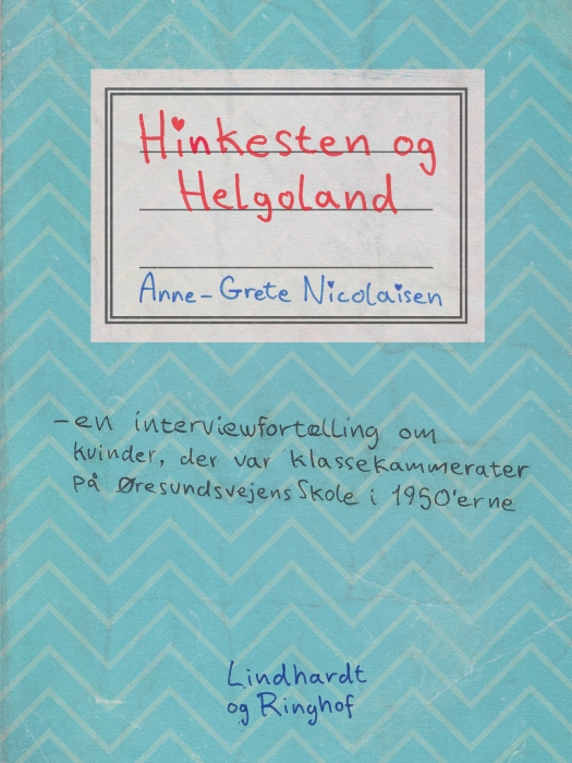 Image of Hinkesten og Helgoland (E-bog)