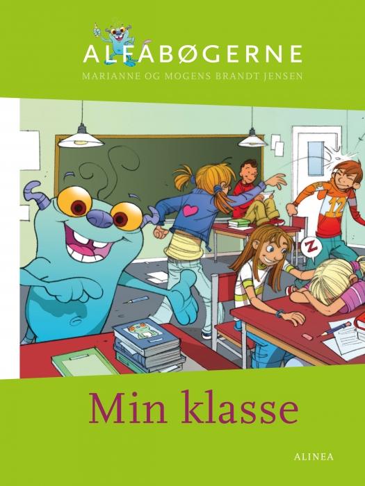 Min klasse (E-bog)